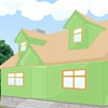 Поиск предметов: Зеленый дом (Green House Hidden Objects)