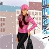 Одевалка: Зимняя краса (Winter Beauty Dress Up)