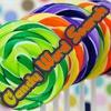 Поиск слов: Конфеты (Candy Word Search)