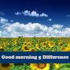Пять отличий: Доброе утро (Good morning 5 Difference)