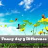 Пять отличий: Веселый день (Funny day 5 Differences)