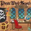 Поиск слов: Пираты (Pirate Word Search)