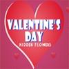 Поиск цветов: Валентинка (Valentine's Day - Hidden Flowers)