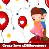 Пять отличий: Безумная любовь (Crazy love 5 Differences)