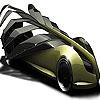 Пятнашки: Концепт (Fast concept car slide puzzle)