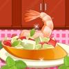 Кулинария: Креветки брускетта (Shrimp Bruschetta)
