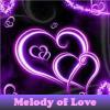 Отличия: Мелодия любви (Melody of Love 5 Differences)