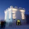 Пазл: Снежный замок (Ice Castle)