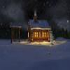 Пазл: Рождественский домик (Christmas House)