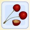 Парные картинки: Ягоды и фрукты (Picture memory 2)