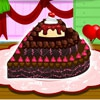 Шоколадный торт (Delicious Chocolate Cake)