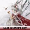 Пять отличий: Последние дни зимы (Last winter's day)