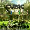 Стрельба по кубикам (Cubic Slingshot - 20 Level - Highscore Game)