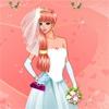 Одевалка: Восхитительная невеста (A Beautiful Bride Dress Up)