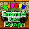 Изумрудная комната (Emerald Den Escape)