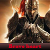 Отважные сердца: отличия (Brave heart 5 Differences)