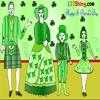 Раскраска: День Св.Патрика (Saint Patrick's Day Coloring)