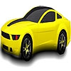 Раскраска: Спорткар (Best favori car coloring)
