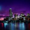Пазл: Вечерний город (Beautiful City Jigsaw)