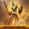 Пять отличий: Бесстрашные войны (Fearless warrior)