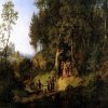 Пазл: Весенний пейзаж (Spring Landscape Jigsaw)