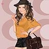 Одевалка: Лидия (Lydia party dress up)