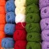 Пазл: Шерстяные нитки (Jigsaw: Wool Yarn)