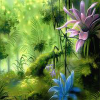 Поиск чисел: Волшебный лес (Magic forest)