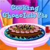 Кулинария: Шоколадный пирог (Cooking Chocolate Pie)