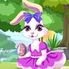 Одевалка: Пасхальный кролик (Dress My Easter Bunny)