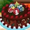 Кулинария: Шоколадный торт 2 (Chocolate Christmas Cake)