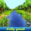 Пять отличий: Веселый пруд (Jolly pond. Spot the Difference)