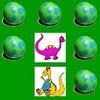 Развитие памяти: Динозавры  (Dinosaur Memory Matching)