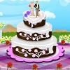 Создание свадебного торта (Classic Wedding Cake Decoration)