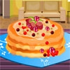 Кулинария: Банановый торт (Banana Pancake Cooking Decoration)