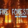 Поиск чисел: Горящий лес (Fire Forest - Find The Numbers)