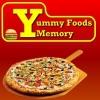 Тренировка памяти: Еда (Yummy Foods Memory)