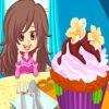 Красочный Кекс (Colourful Cupcake)