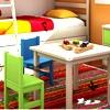 Алфавит в детской (Kids Colorful Bedroom Hidden Alphabets)