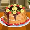 Кулинария: Блинный торт (Jam Pancake Decoration)