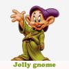 Пять отличий: Веселые гномы (Jolly gnome 5 Differences)