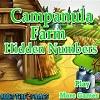 Поиск чисел: Ферма (Campanula Farm Hidden Numbers)