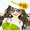 Одевалка: Весенний макияж 2 (Flower girl makeup)