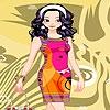 Одевалка: Летний наряд (Nina summer dress up)
