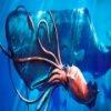 Пятнашки: Гигантский спрут (Giant Squid Slider)