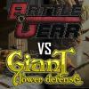 Техника ПРОТИВ Гигантов (Battle Gear Vs Giant TD)