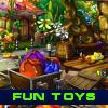 Поиск предметов: Веселые игрушки (Fun Toys. Find objects)