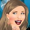 Макияж: Блестящая помада (Shiny lipsticks make up game)