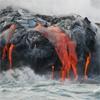 Пазл: Потоки лавы (Multiple Lava Flows)
