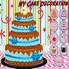 Украшение торта (NY Cake Decoration)
